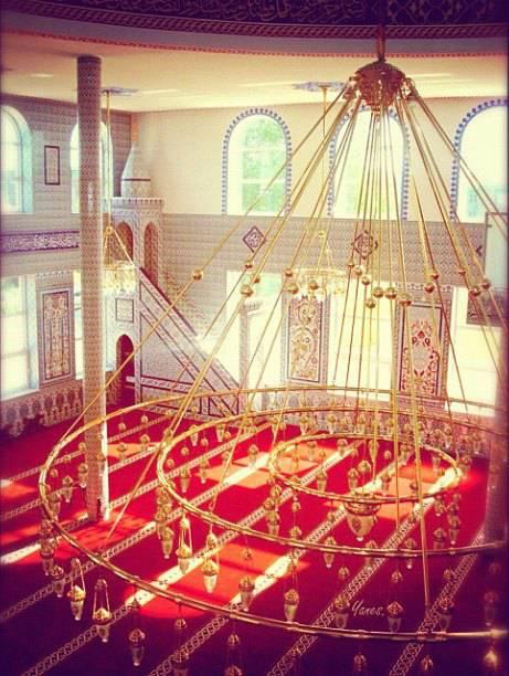 Mosquée du Jour en Turquie