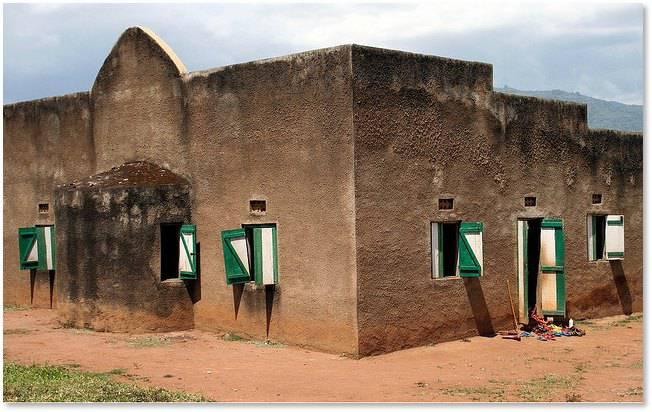 Mosquée Ouganda
