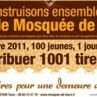 Mosquée de Tours - Les 1001 tirelires