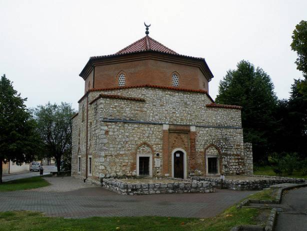 La mosquée Malkocs bey – Hongrie