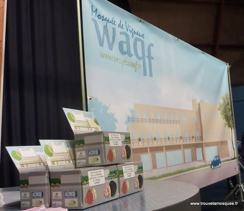 Mosquée de Vigneux : fête pour les enfants et lancement du concours Waqf