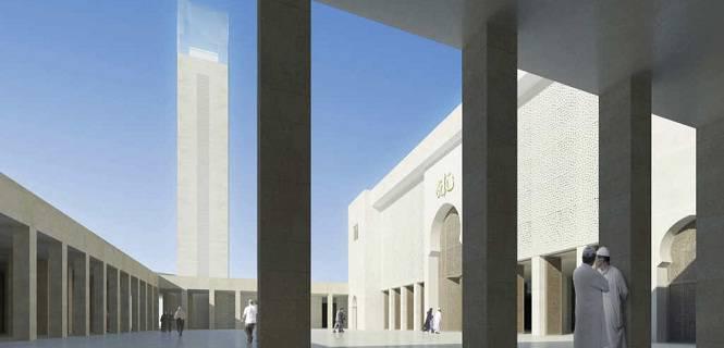 Projet de la grande mosquée de Marseille