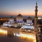 La Mosquée Sheiikh Zayed à Dubai