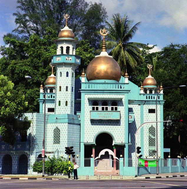 Mosquée Malabar Singapoure