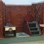 Mihrab et le minbar
