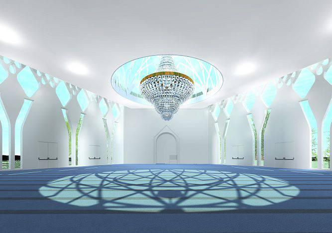 salle de priere annour mulhouse trouve ta mosqu e. Black Bedroom Furniture Sets. Home Design Ideas