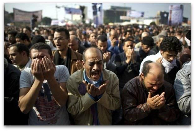 Joumou'a à la place Tahrir