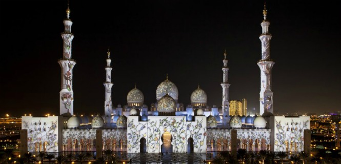 Mosquée Abu Dhabi-mea