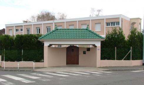 La mosquée de Pau