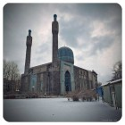 La mosquée de Saint Petersburg