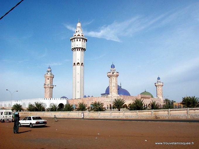 Mosquée de Touba Senégal