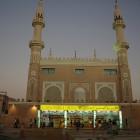 Une mosquée à Dubaï