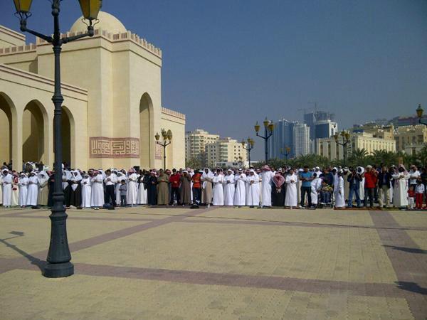 Mosquée au Bahrein