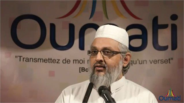 Conférence Mohammed Patel – Oumati