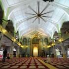 La mosquée Sultan à Singapour