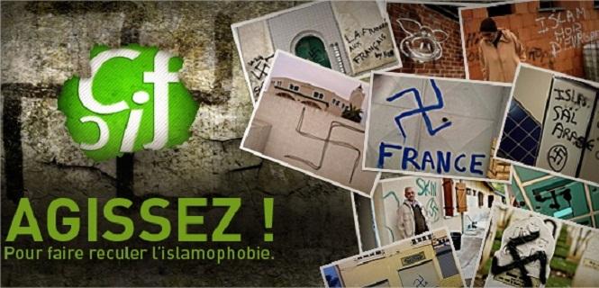 Islamophobie: quatre mosquées profanées en un week-end