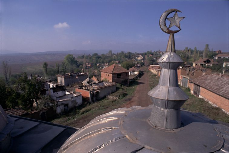 Kosovo par Peter Sander