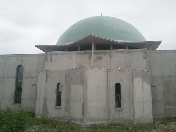 Mosquée Khaled Ibn el Walid, Givors,