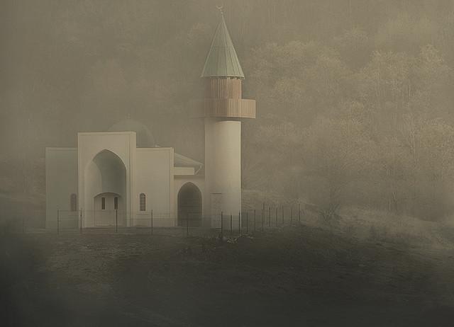 Une mosquée en Roumanie