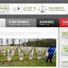 Le nouveau site du collectif contre l'islamophobie en France