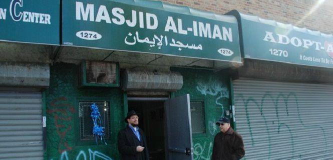 Une synagogue dans une mosquée