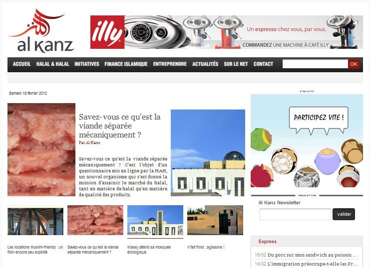 Le nouveau Al-Kanz : un peu de fraîcheur dans le web franco-musulman