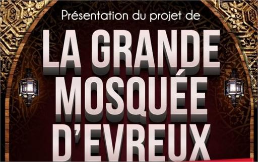 Mosquée d'Evreux : feu vert de la mairie