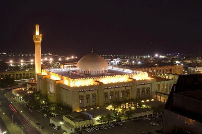 La grande mosquée du Koweït est-elle en danger ?