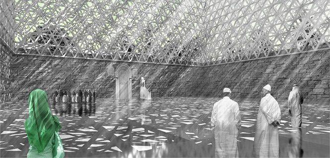 Les chinois construiront la grande mosquée d'Alger