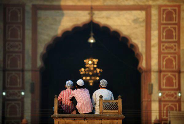 Mosquée du jour – fraternité