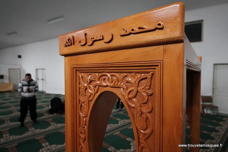 mosquee muret 67 La mosquée de Muret, de la serrurerie à la maison de Dieu