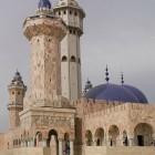 La grande mosquée de Touba au Sénégal