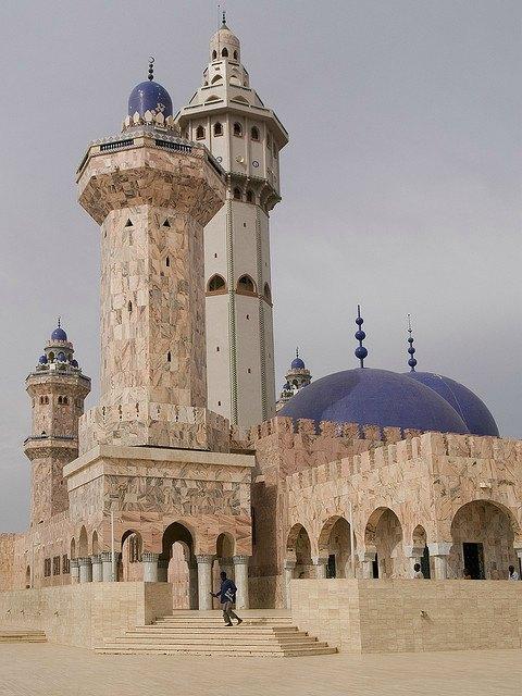 mosquee touba senegal Mosquée du jour   Touba, Sénégal