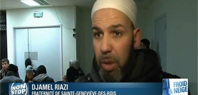 Une mosquée en France ouvre ses portes aux sans-abri