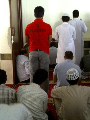 playboy mosquée