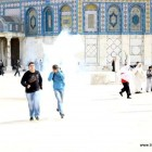 Esplanade des Mosquées occupation