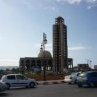 La grande mosquée d'Oran en construction