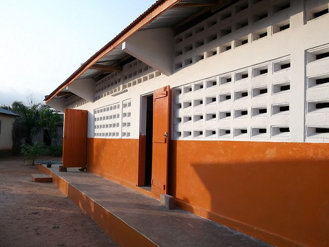 La Madrassa d'Akoumapé au Togo est enfin prête