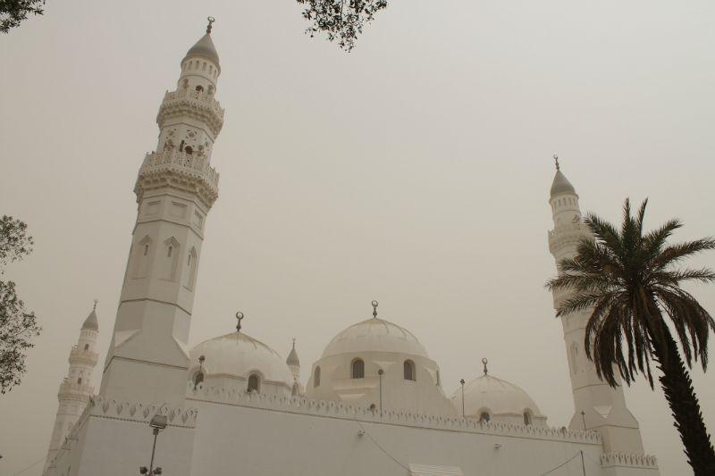 La mosquée Qubaa