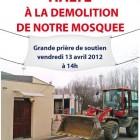 La mosquée El Houda Gennevilliers