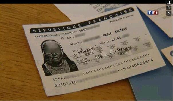 Autorisée à porter le voile pour sa carte d'identité française