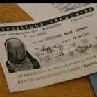 femme voilée carte d'identité