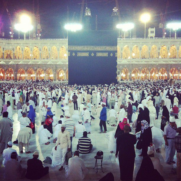 Masjid Road Trip à la Mecque