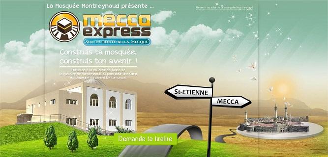 L'opération Mecca Express