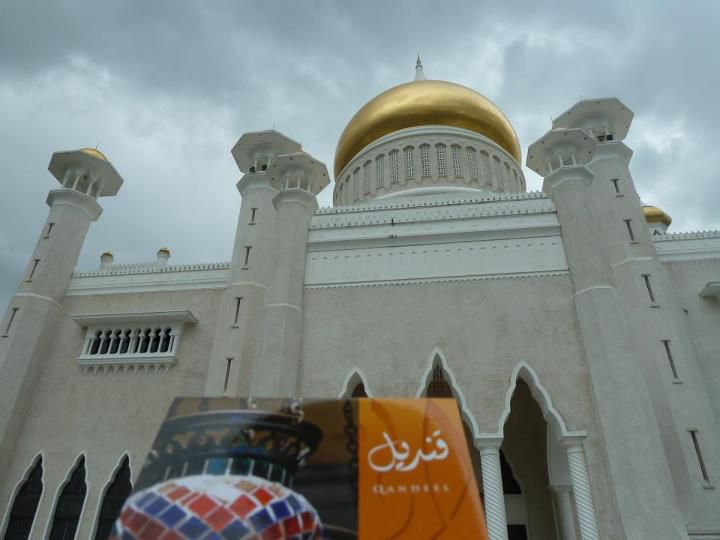 Mosquée du jour : Raviseine à Brunei