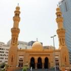 Masjid Abu Dhabi Masjid Road Trip