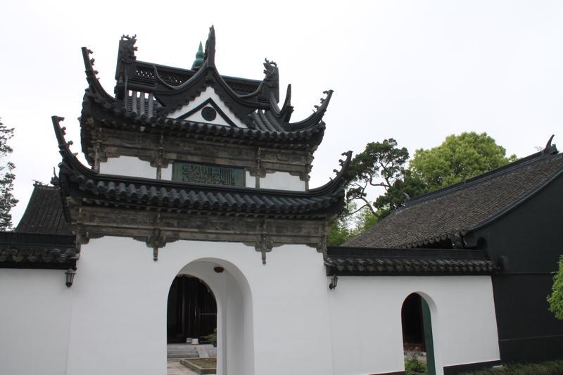 La mosquée de Songjiang