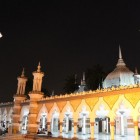 La mosquée Jamek à Kuala Lumpur en Malaisie