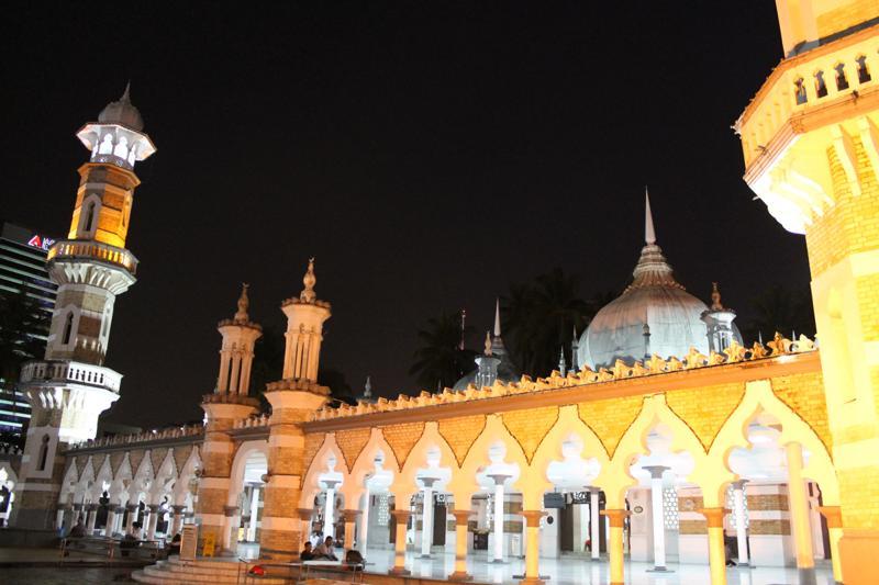 Masjid Road Trip : Jamek à Kuala Lumpur