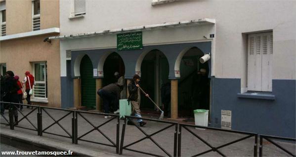 La mosquée Omar de Paris 11e